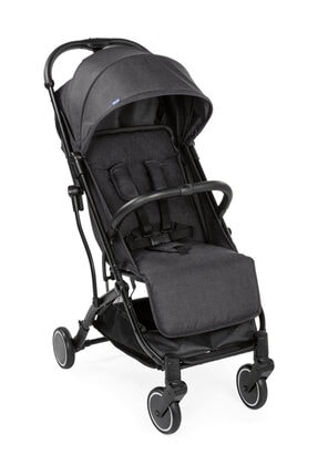 Chicco Siyah Trolleyme Stone Bebek arabası
