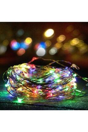 1001 LED 3 Metre Pilli Peri Led Ince Tel Led Dekoratif(renkli)