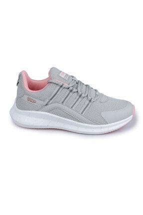 Jump 26270 Kadın Günlük Spor Ayakkabı A.gri-a.pembe
