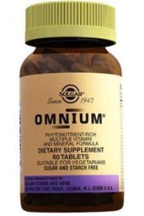 Solgar Omnium 30 Tablet