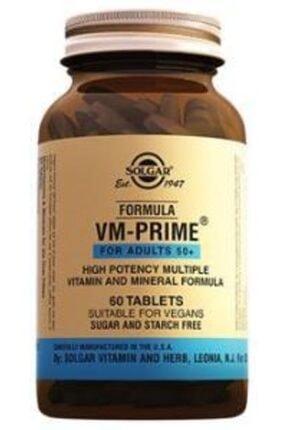 Solgar Vm Prime 50+ 60 Tablet