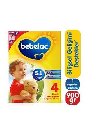 Bebelac 4 Numara Çocuk Devam Sütü 1 Yaşından Itibaren 900 gr