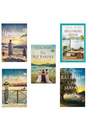 Artemis Yayınları Iclal Aydın 5 Kitap Set