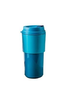 Tupperware Taşıma Bardağım 490 Ml Mavi