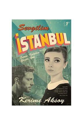 Alfa Yayınları Sevgilim Istanbul Artemis Yayınları Edebiyat Türkçe 13,5 X 21 Ciltsiz