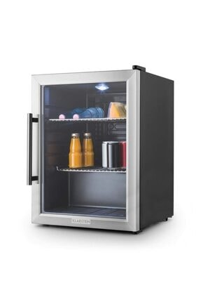 Klarstein Beersafe Xl 65l Cam Kapaklı Mini Buzdolabı