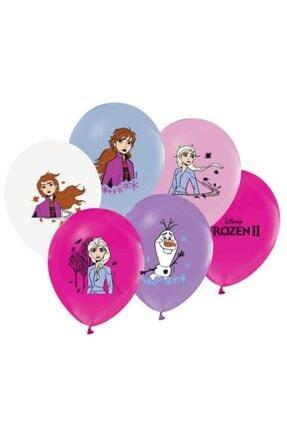 Frozen 2 Balon 10 Adet