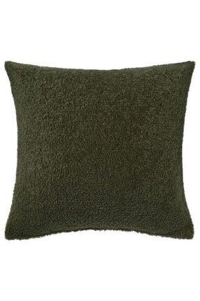 IKEA Minder-kırlent Kılıfı, Koyu Yeşil 50*50 Cm ,haki, Meridyendukkan Adet Kılıf