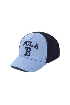 UCLA Malıbu Mavi Baseball Cap Nakışlı Şapka