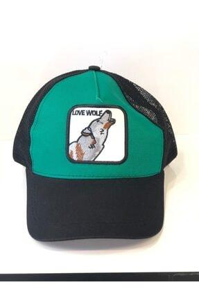 t&t Shop Unisex Baskılı Hayvan Fügürlü Şapka Tt Shop