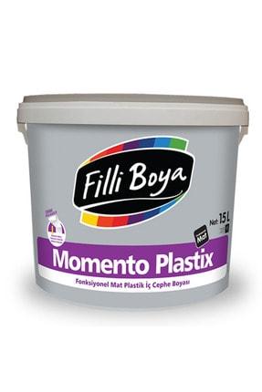 Filli Boya Momento Plastix Fonksiyonel Mat Plastik Iç Cephe Boyası