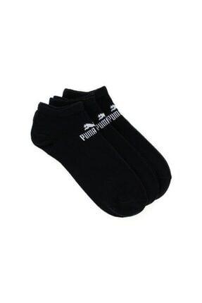 Puma V 3P BLACK Siyah Unisex Çorap 100040044