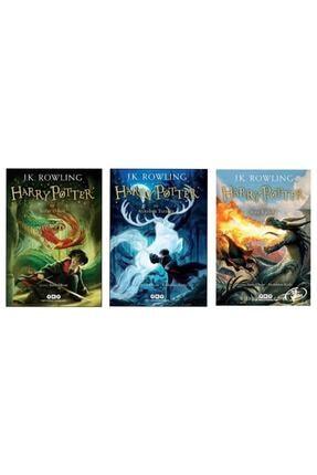Yapı Kredi Yayınları Harry Potter Ve Sırlar Odası Azkaban Tutsağı Ateş Kadehi Harry Potter Set