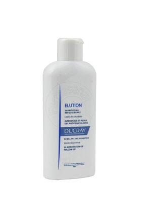Ducray Elution Şampuan 200 ml - Kepek Bakımında Tamamlayıcı Günlük Şampuan