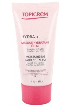 Topicrem Hydra+ Moisturizing Radiance Mask 50 Ml