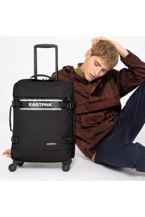 Eastpak Trans4 Unisex Siyah Valiz Ek00080lk491