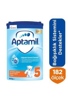 Aptamil Devam Sütü 5 Numara Toz Akıllı Kutu 800 gr