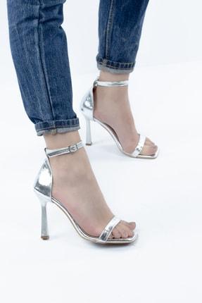 Gökhan Talay Sofita Bantlı Kadın Topuklu Ayakkabı