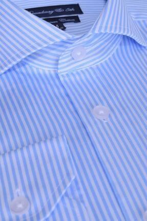 Ottomoda Erkek Çizgili Gömlek