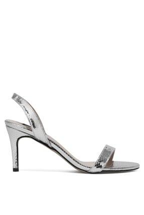 Nine West Punamı2 1fx Gümüş Kadın Topuklu Ayakkabı