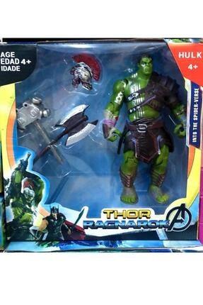 AVENGERS Oyuncak Gladyatör Thor Ragnorak,gladyatör Hulk, Figür 20 Cm