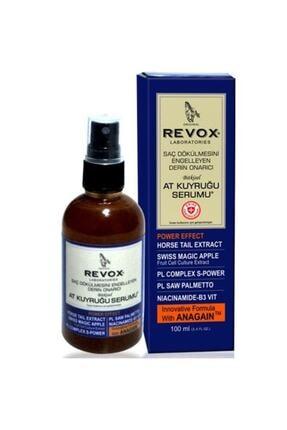 Revox At Kuyruğu Bitki Özlü Özel Saç Serumu 100ml
