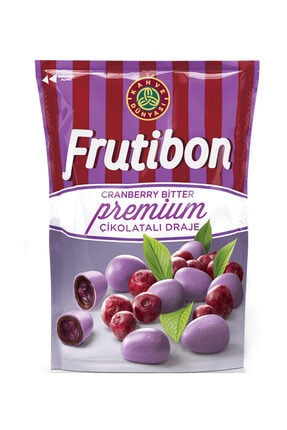 Kahve Dünyası Frutibon Cranberry Bitter 150 gr