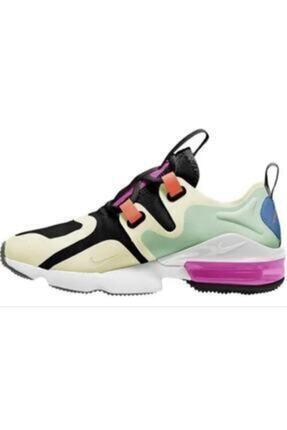 Nike Kadın Yeşil Beyaz Air Max Infinity Spor Ayakkabı Bq4284-004
