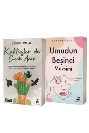 Olimpos Yayınları Kaktüsler De Çiçek Açar ve Umudun Beşinci Mevsimi - 2 Kitap