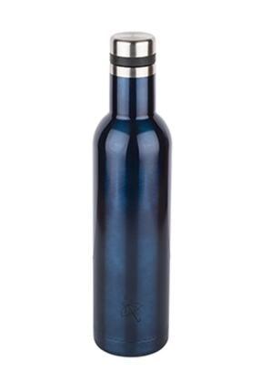 Tantitoni Mavi Paslanmaz Çelik Termos - 750 ml