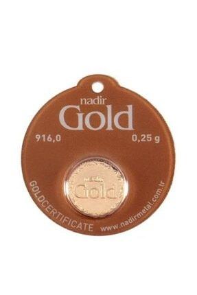 ÖZDEN KUYUMCUSU 1 Adet 0,25 gr 22 Ayar Altın