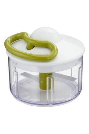 TEFAL Manual 500 ml Kapasiteli Rondo Ve Doğrayıcı Beyaz - Sarı -