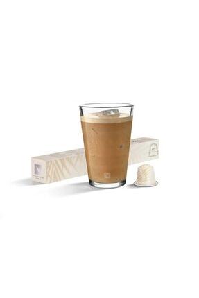 Nespresso Coconut Flavour Over Ice Kapsül Kahve 10'lu Soğuk Tropikal Kahve