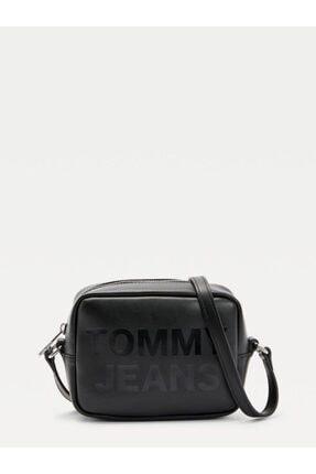 Tommy Hilfiger Tjw Siyah Camera Bag