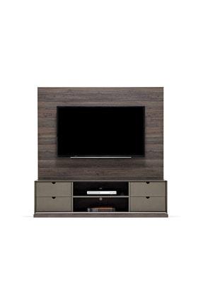 Enza Home Giorno Tv Sehpası Panolu Modül 160 Cm