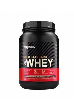 Optimum Nutrition Optimum Çikolata Aromalı Gold Standard Whey Protein Tozu 908 gr