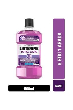 Listerine Total Care Ağız Bakım Suyu 500 ml