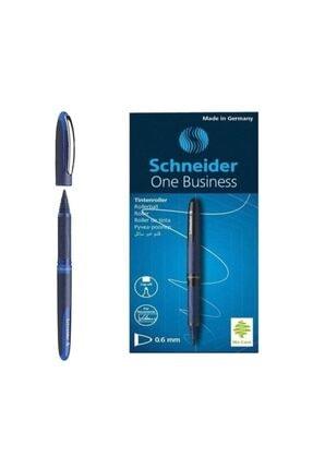 SCHNEIDER Schneıder One Bussınes Mavi 0.6 Roller Kalem