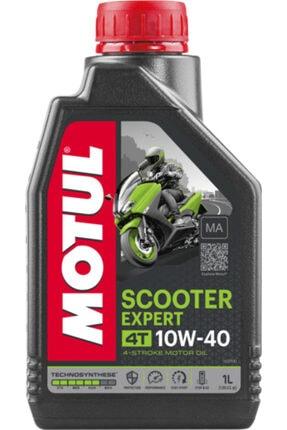 Motul Scooter Expert 10w40 4t 1lt Motor Yağı