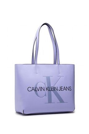 Calvin Klein Kadın Shopper 29 Kadın Omuz Çantası K60k607464