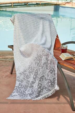 Zeynep Tekstil Stars 75x150 Cm Ultra Soft Plaj Havlusu