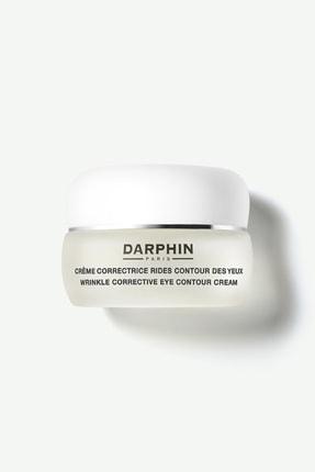 Darphin Kırışıklık Karşıtı Göz Kremi- Wrinkle Corrective Eye Contour Cream 15 ml 882381043063