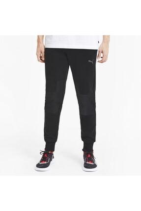 Puma Ferrari Style Sweat Pants Cc Erkek Siyah Günlük Eşofman Altı 59792801