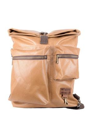 markababa Sırt Çantası 7143s Old Cotton Bag William