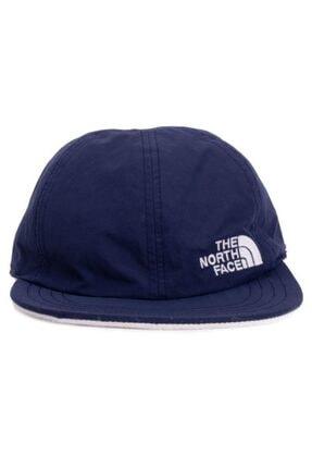 THE NORTH FACE Reversible Polar Norm Şapka Mavi/beyaz
