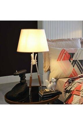 Doqu Home Idea Abajur Modern Tarz Gece Lambası