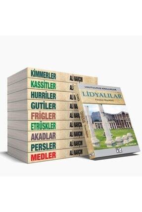 Halk Kitabevi Gizlenen Insanlık Tarihi Seti - 10 Kitap