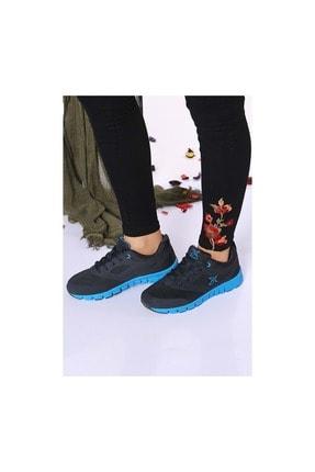 Kinetix Kadın Lacivert Mavi Almera Spor Ayakkabı