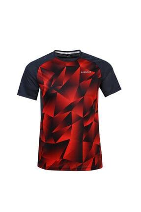 Head Sydney Basic Erkek Tenis Tişört