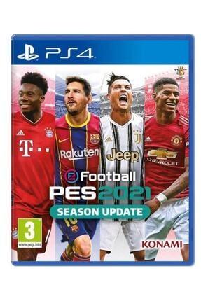 KONAMI PES 2021 PS4 Oyun
